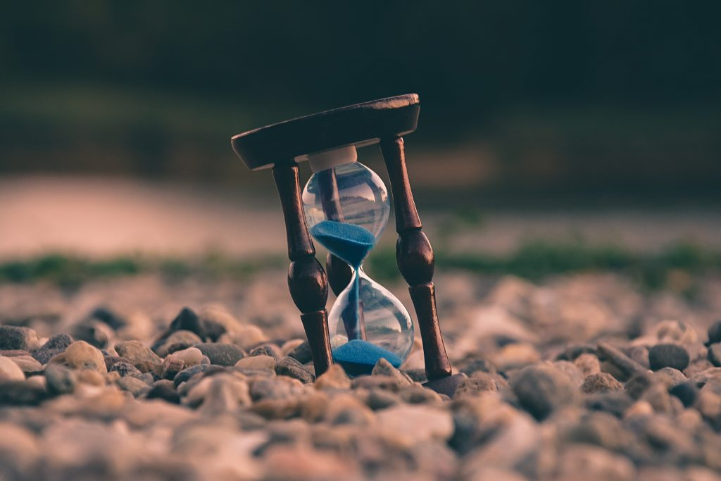 Mindfulness helps me find time